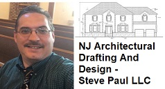 NJ Architectural Drafting Design by Steve Paul